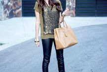 Effortlessly Chic / by Tiffani Chin