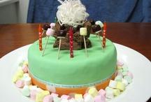Birthday Cake ideas / by Petula Jones