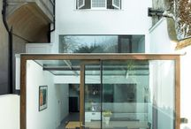 Architecture | Houses / by Erica Mattos