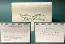 Swallowtail Calligraphy ideas / by Tara Salsman