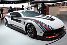 Motorshows / New and Concept cars from motorshows / by uptocar