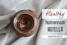 How to (Ch)eat Healthy / Healthy treats and desserts that satisfy naughty cravings! / by Rio B