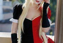 Harley Quinn / by Evette Johnson