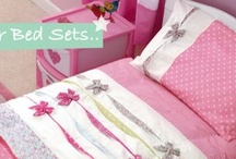 kid's bed linen / by Lana Ivashina