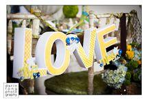 Sunny Summer Lovin / by Embellishmint Floral + Event Design Studio