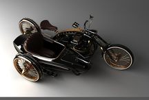 Cars & Motorcycles that I love / by Susan Michele