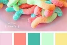 color pallettes / by Chelsea Burns