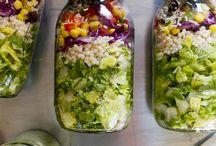 Food - Meatless Mains / Vegetables / vegetables, salads, meatless main dishes entrees grains / by Bella Zella
