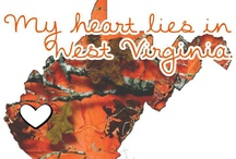 My Heart Belongs In West Virginia .. place of my birth  With a little bit of Virginia too ..  / by Linda Wright