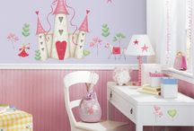 Macy's Bedroom / by Diana Roberson