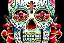 Skull / by Lorena Amorim