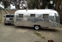 Airstream trailers / by John Thwaits