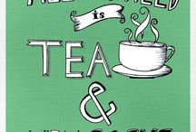Tea / by Mona Handa