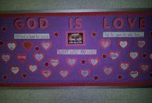 Lenten bulletin boards / by Lynn Kolb Manocchio