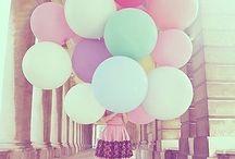 sugar daydream theme / by Rainbow Club Bridal