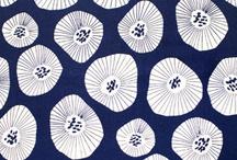 ♥ fabrics & patterns /   / by Sally