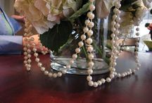 centerpieces / by Christine Saunders
