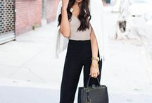 Work Style / Outfits you need to wear to show your style at work. / by StyleList