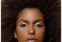 Black Hair styles / by Marshena Ashong