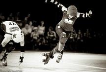 -SKATE- / I got a brand new pair of roller skates... / by Jenn + Unurth