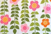 Vintage fabric / by Lynn Salig