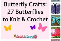 Crafts - Crochet Critters / (mostly) free crocheted animals, bugs, monsters, dolls, etc / by Efelants Woozles