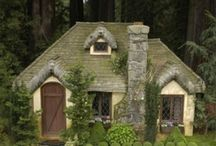Eco friendly homes / by Melinda Curran
