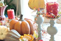 Fall Decor and More / Fall Decor and Recipes to help you transition into the BEST season ever.  / by Shorewest REALTORS®