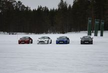 Aston Martin on Ice 2014  / Have a peek at what our customers enjoyed this year in Lapland / by Aston Martin Works