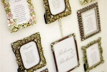 Table Plans, Place Cards, Invitations........ / by Brocket Hall