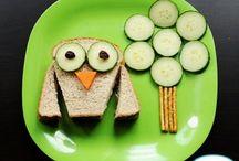 Lunch Recipes / by Melody Poggio
