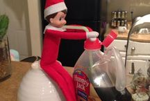 Elf on a shelf / by Caitlin Deters