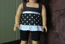 American Girl Clothes for Saharra / by Valerie McBride Taft