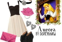 Disney - Based Outfits / by Kelly