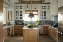 kitchen designs / by Dawn Gray