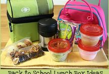 lunchbox ideas / by Kristin Gilchrist-Wax