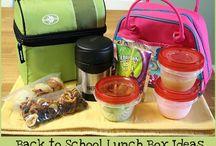 lunchbox ideas / by Kristin Gilchrist-Wax