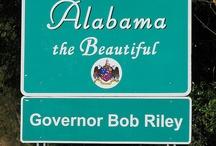 sweet home Alabama / by Tina Godoy