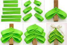 xmas crafties / by Chandra M
