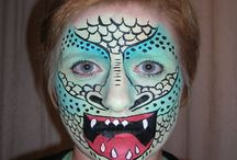Facepainting / by Sheri Pacitto