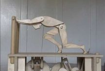 Marionet & puppet / by Karin Edens