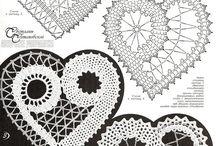 accessories--crochet/knit/tatting / by Adriana Aljayoushi