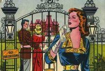 Emotion History: Vintage Girl Love / by John F. Ptak