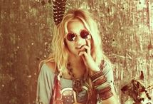A touch of bohemian / by Katie Prendeville