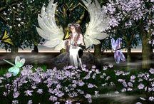 Angels / by WhiteOak Thomas