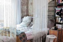 Camp Bayou Side B & B #2 of 2...U Make Your Bed, U Make Your Breakfast...Repurposed Boho-Hippie Chic / Ideas for our Morgan City, Louisiana, camp on the bayou / by Wanda Richardson