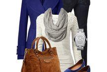 Fall-Winter Fashion / by Debra Roinestad