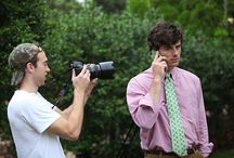 Behind The Scenes / by Southern Proper