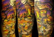 Ink / by Ashlee Lynn