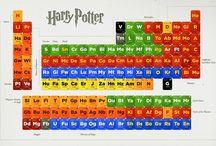 Harry Potter  / by Namrata Vora